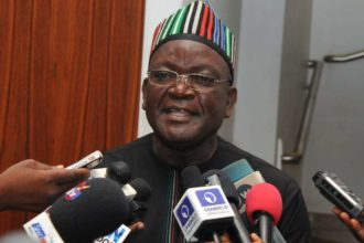 Ortom swears in 23 newly elected council chairmen