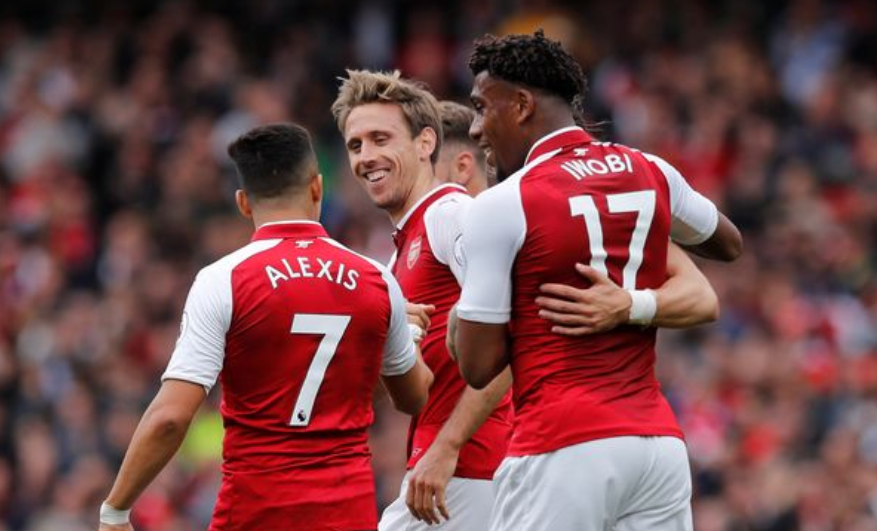 Photo of Arsenal thrash Rennes 3-0 to reach Eurpoa quater-finals