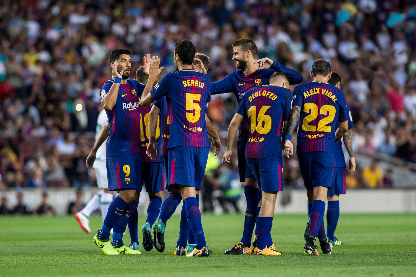 Barcelona's LaLiga title hope dashed
