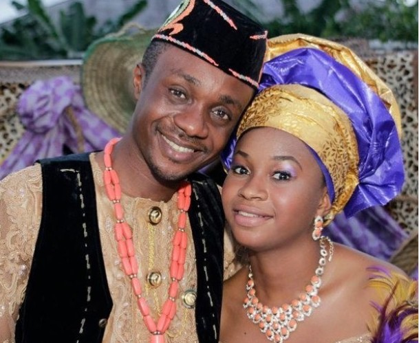 Photo of Nathaniel Bassey And Wife Celebrates 5th Wedding Anniversary