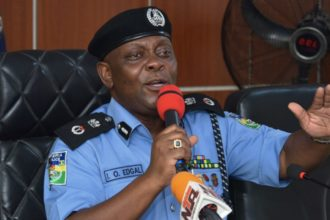 I am still in charge of Lagos Command says CP Edgal