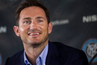 Former Chelsea midfielder Lampard named Derby County manager