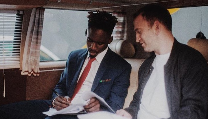 Photo of Mr Eazi Seals Deal With Columbia Records UK