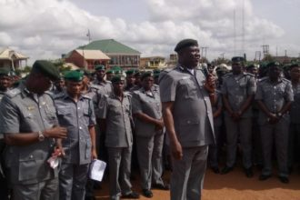New Ogun Customs boss highlights achievements in 2 weeks, issues stern warning to smugglers