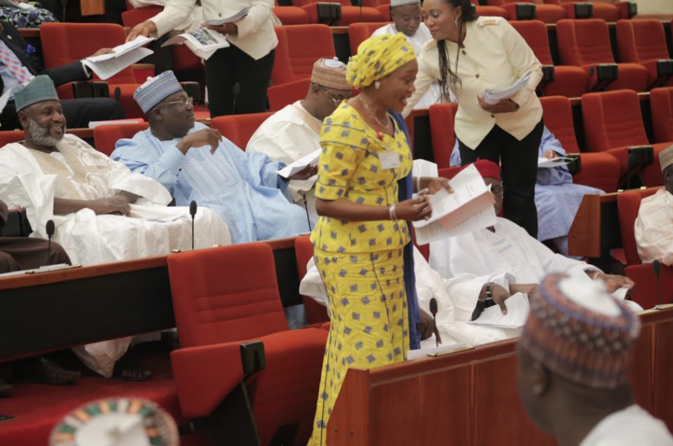 Photo of I'm fit, experienced for leadership position at Ninth senate – Tinubu