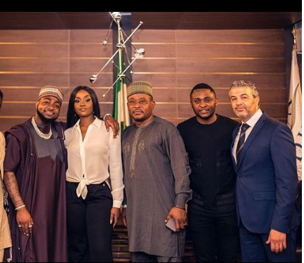 Photo of #Assurance-Davido's girlfriend, Chioma becomes host of TV cook show