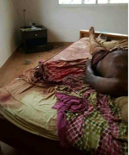 Photo of Woman kills husband,chops off his pennis over property in Lagos