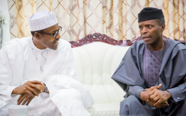 Photo of 2019: I didn't beg to be Buhari's deputy, I can leave at short notice – Osinbajo