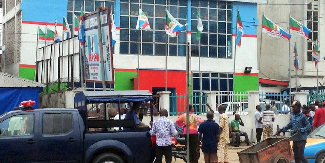 Photo of APC rejects LG election results in Adamawa