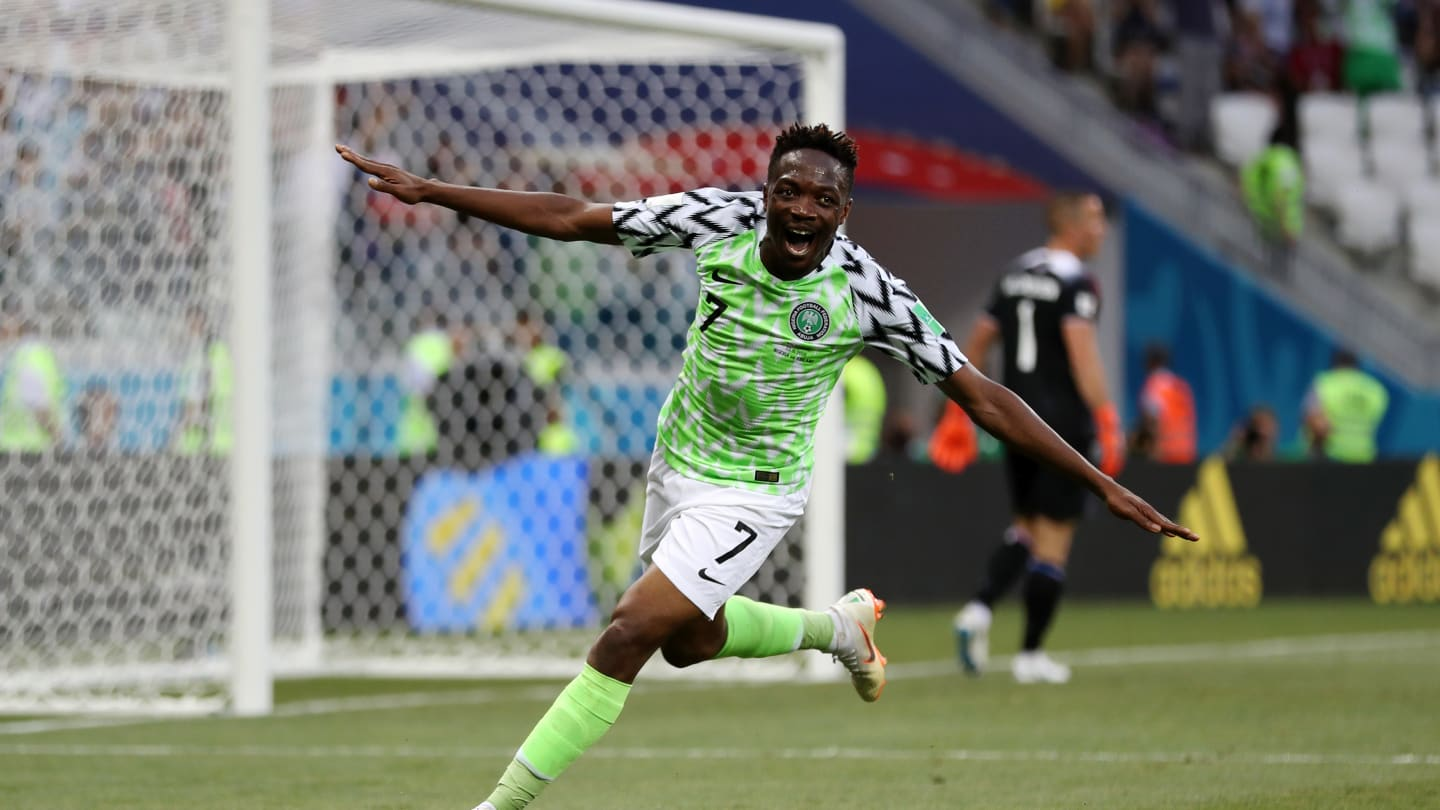 Photo of 2021 AFCON Qualifier: Musa, Iheanacho, Etebo among early birds at Super Eagles camp