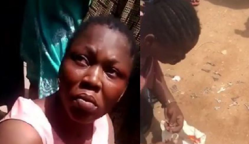 Photo of [Trending Video] Nollywood actress, Yetunde Akilapa caught stealing in Magodo