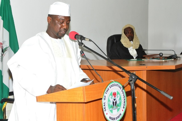 Photo of Niger signs law to hang bandits, kidnappers, informants