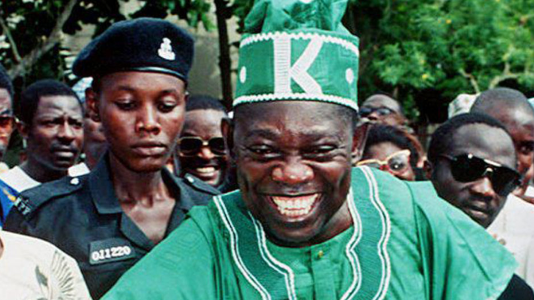 Photo of Gunmen invade late MKO Abiola's Ikeja home, steal cash, valuables