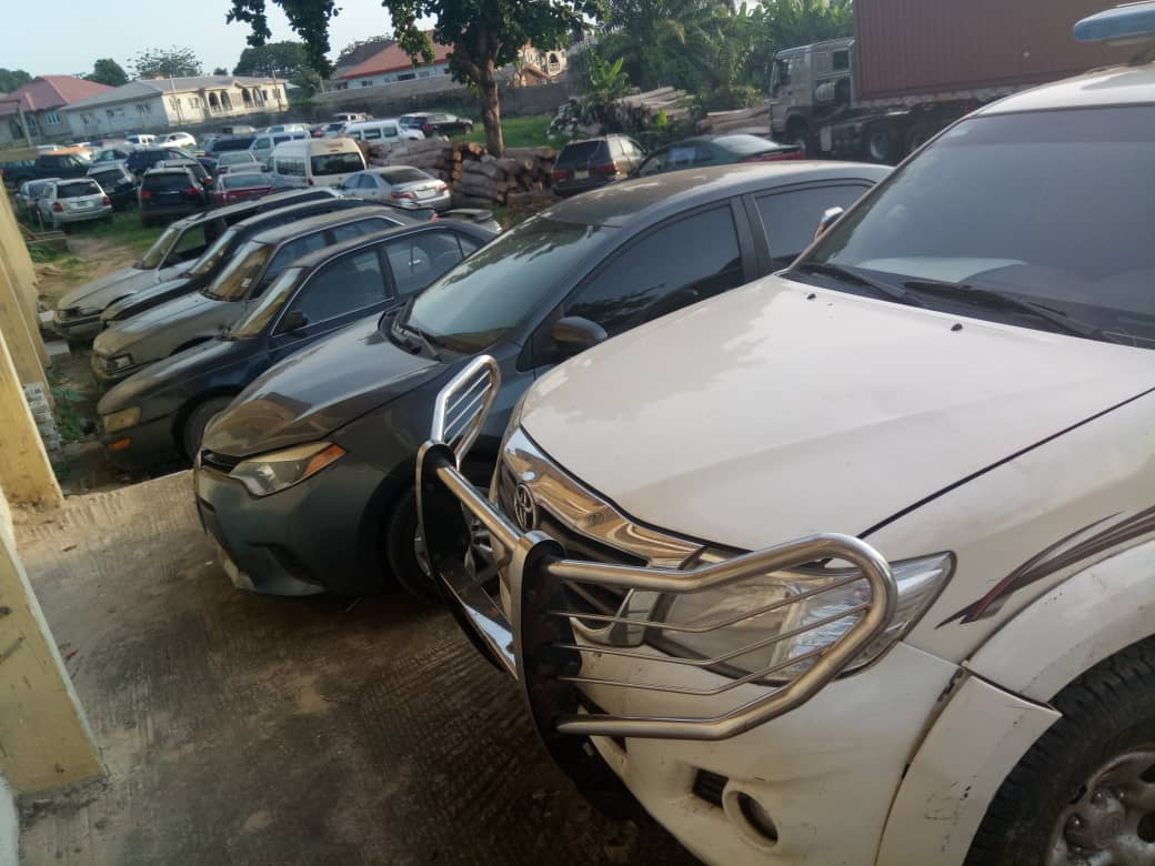 Photo of Ogun customs generate N437m, seize 51 vehicles, others in one month