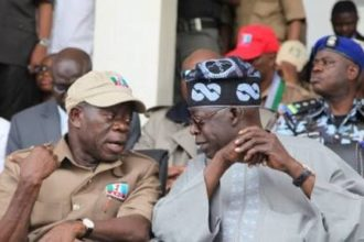 APC crisis: Tinubu blasts those plotting Oshiomhole's ouster, says they are suffering from pre-2023 virus (Full Statement)