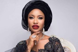Tonto Dikeh credits plastic surgery for her curvy shape