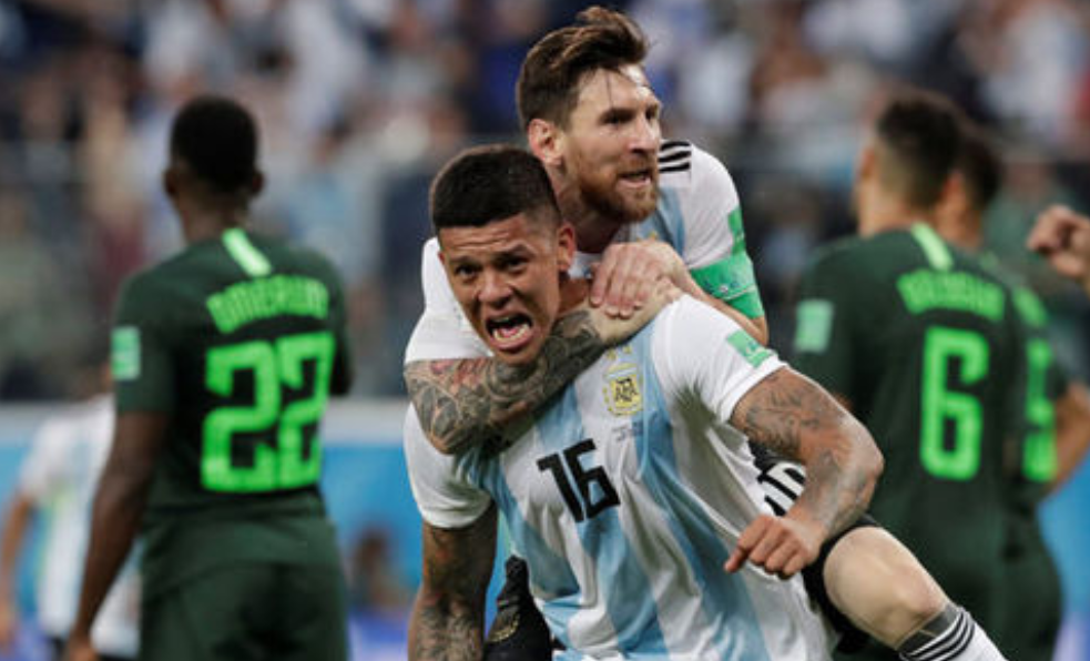 Photo of World Cup: Nigeria match was a difficult game – Messi