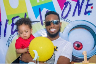 Losing my son was a tough moment for me- D'banj