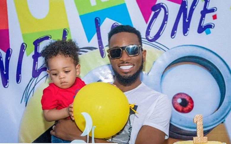 Photo of Losing my son was a tough moment for me- D'banj