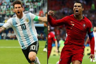 World Cup: Messi, Ronaldo gear up for knockout phase