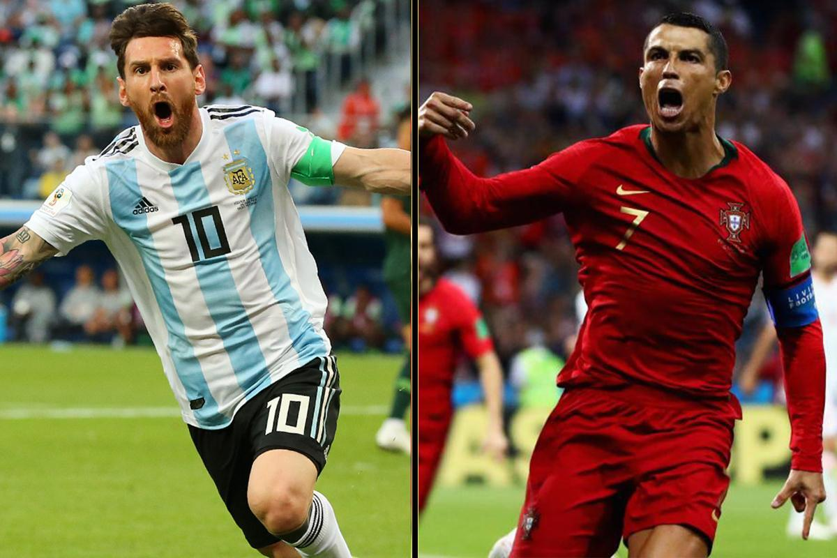 Photo of World Cup: Messi, Ronaldo gear up for knockout phase