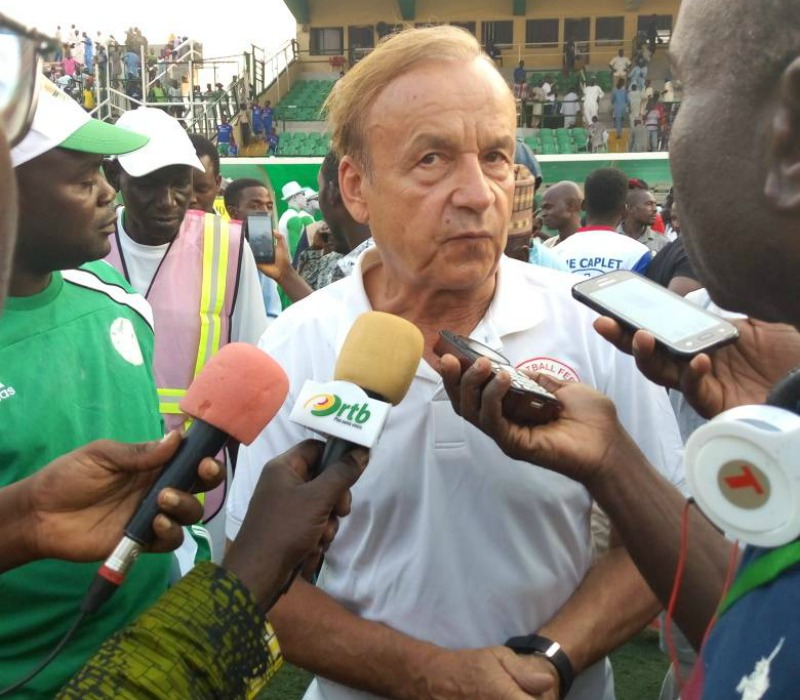 Photo of World Cup: We will play Argentina with a tough mentality – Rohr