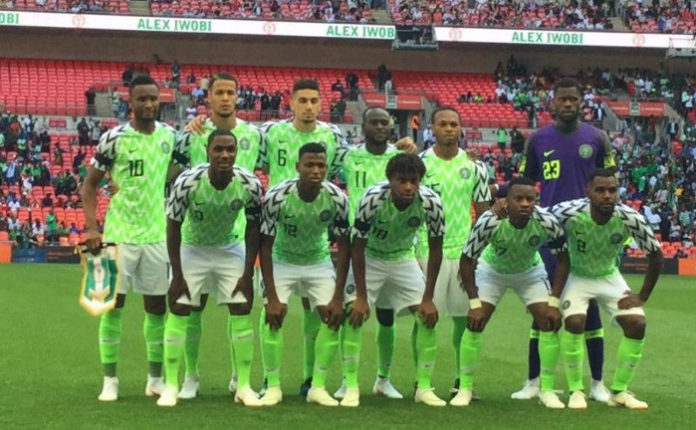 Photo of AFCON Qualifier: Ighalo, Iwobi, Ajayi early birds in Eagles' camp