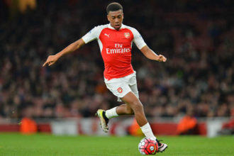 Everton sign Nigeria's Iwobi for £40m from Arsenal