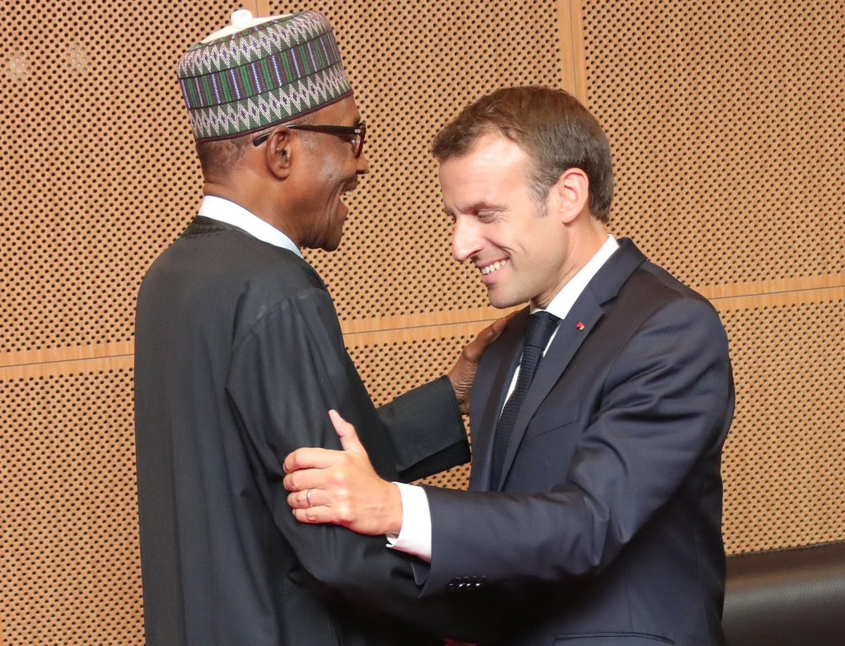 Photo of Fix your problems, stop depending on foreign assistance, Macron tells African leaders