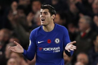 I'm not thinking about Chelsea, says Morata