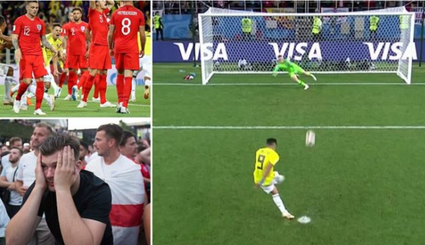 Photo of World Cup: England win 4-3 on penalties