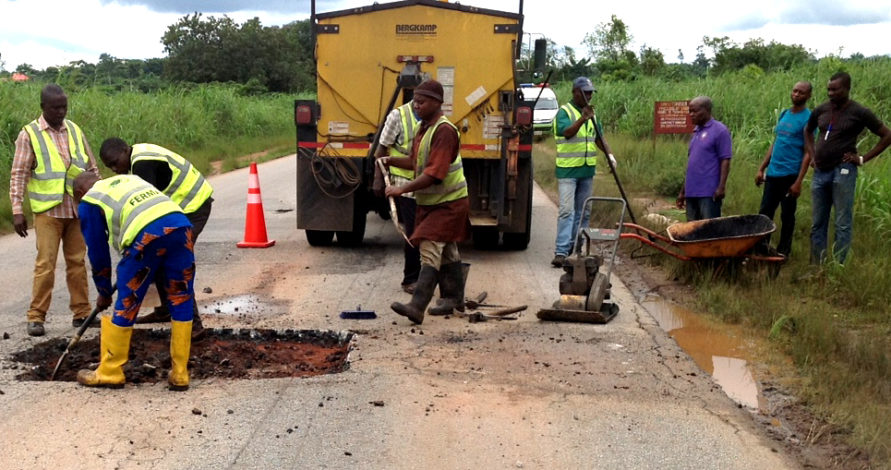 Photo of FERMA proposes N55.5b for road repairs nationwide