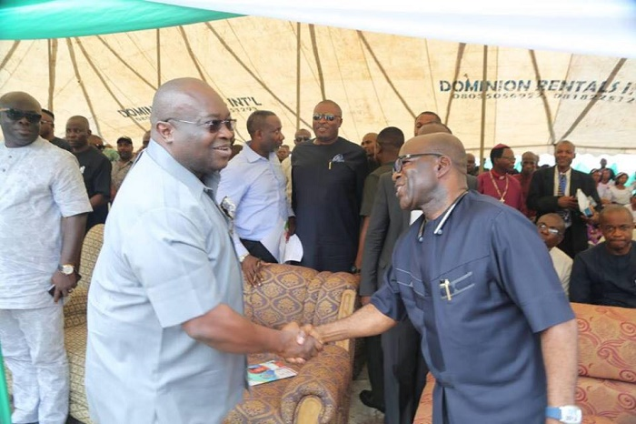 Photo of 2019: Otti returns to challenge Ikpeazu for Abia governorship race