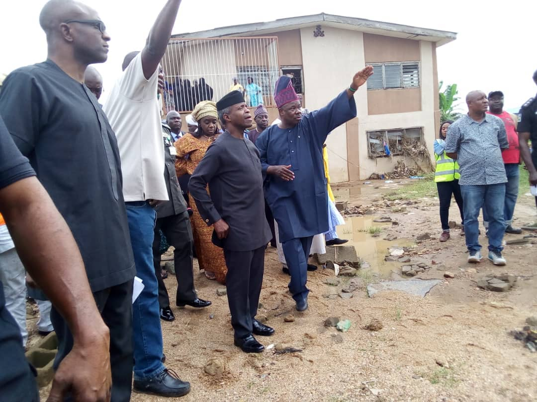 Photo of FG pledges to support flood victims in Ogun