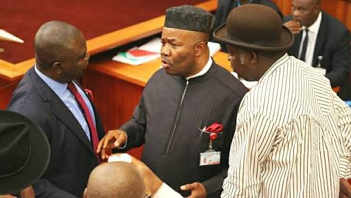 Photo of I Don't Care Which Party Returns Me TO Senate Says Akpabio