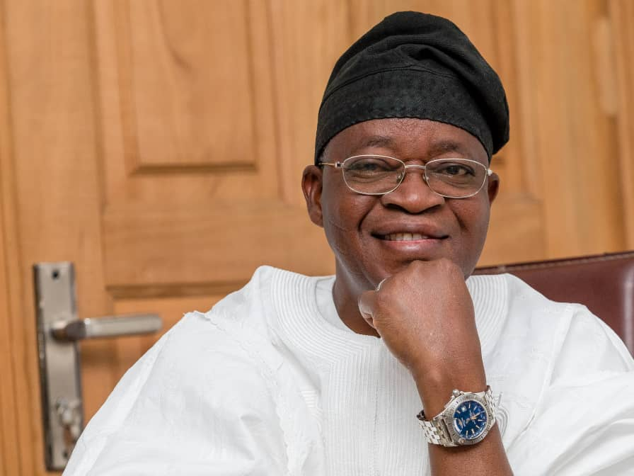 Photo of Oyetola wins 'Best Governor of the year award'