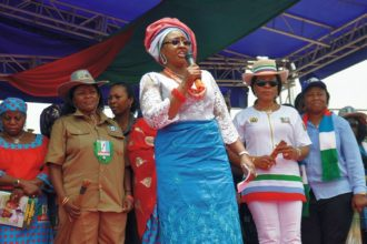 Again, Aisha Buhari tackles presidency over alleged poor handling of Social Investment Programme