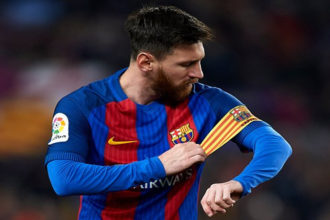 Messi will end career in Barcelona, says club president