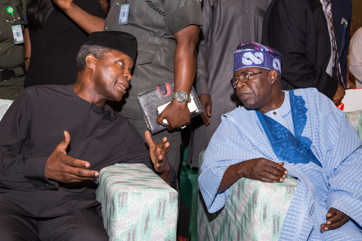 Photo of Rededicate yourself to betterment of Nigeria Tinubu tells Osinbajo
