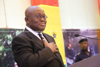 COVID-19: Ghanaian president goes into isolation