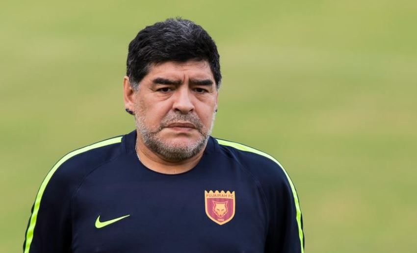 Photo of BREAKING: Argentina football legend Diego Maradona dead