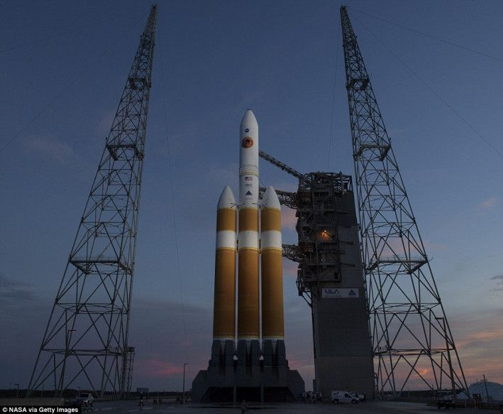 Photo of NASA Launches Parker Solar Probe For Historic Mission To The Sun(Photos)