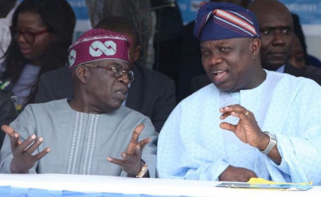 Photo of JUST IN: Trouble for Ambode as council chairmen declare support for Tinubu's 'anointed' candidate