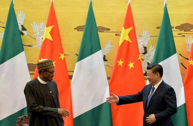 Photo of Chninese President Xi Jinping writes President Buhari