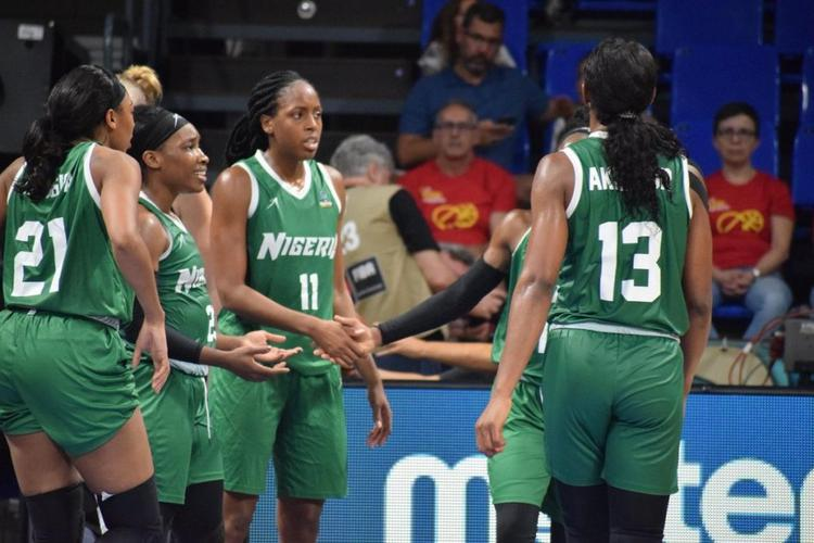 Photo of D'Tigress whip Puerto Rico in friendly ahead of Tokyo Olympics