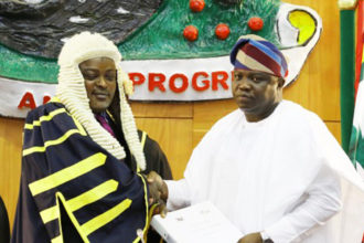Frequent summons: Ambode fights back, drags Lagos Speaker, assembly members to court over 'bias' probe