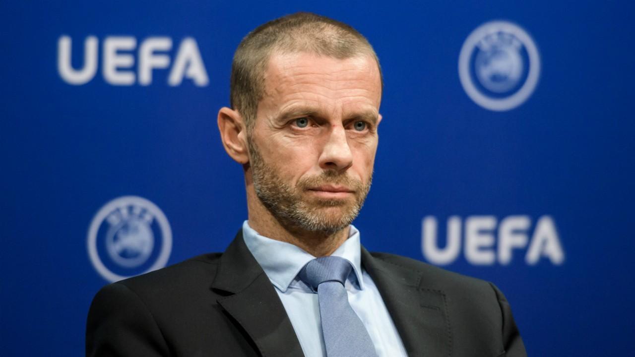 Photo of UEFA president, Ceferin advocates lone European bid for 2030 World Cup
