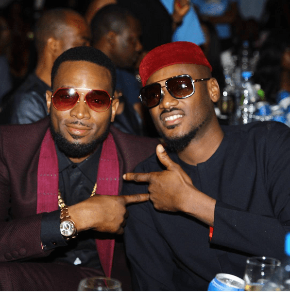 Photo of D'banj, 2face go on vacation with wives