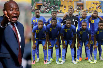 Nigeria's Emmanuel Amunike leads Tanzania to qualify for AFCON since 1980