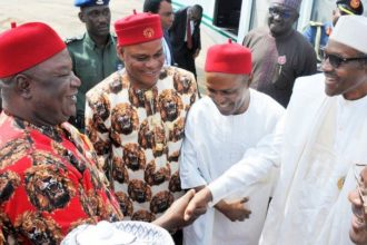 Former Senate President, Anyim speaks on closed door meeting with Buhari, defection plans